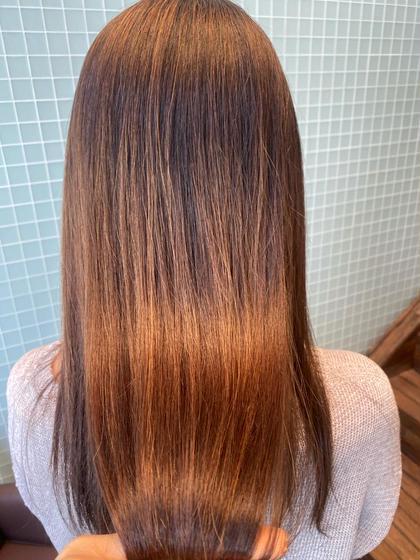美髪✨中級⭐️頭皮ヘアケア‼️