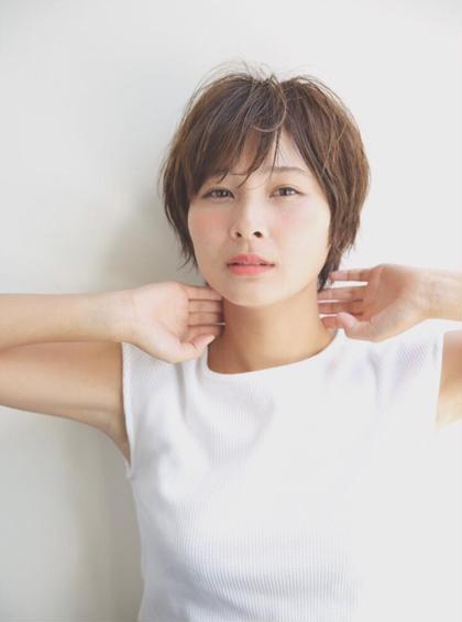 ☆ hair&spaROOT所属・くもんはるかのスタイル