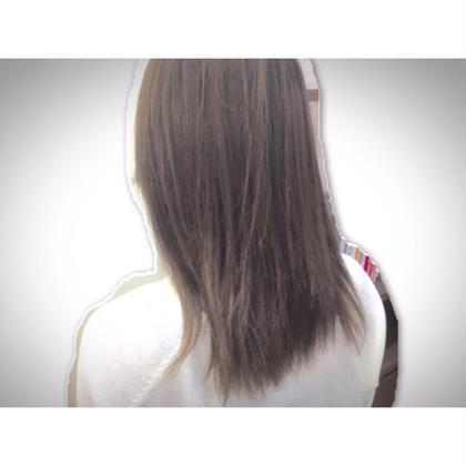 いつものアッシュに ラベンダーをちょっとプラスするのもいいかんじ♡ hair Mission所属・SasakiRuiのスタイル