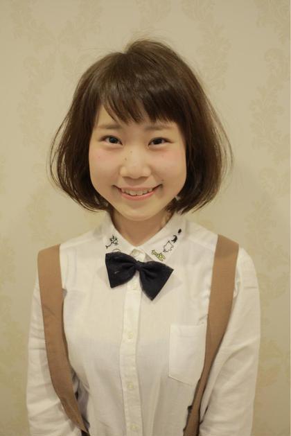 HANA hairproduce所属・工藤富生のスタイル