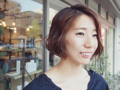 UNIVERSE所属の増田佳苗のヘアカタログ