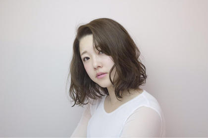 イルミナカラー  オーシャン hair Musee    大西店所属・菊池紗希のスタイル