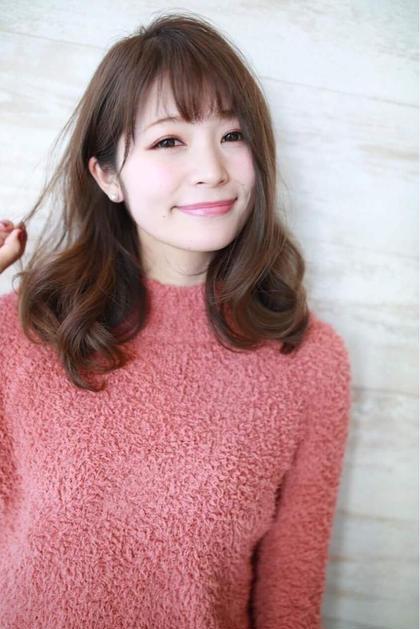 【ミニモクーポン】プレミアムリタッチカラー+カット