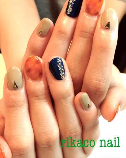 jelita nail所属・麻生理香子のフォト