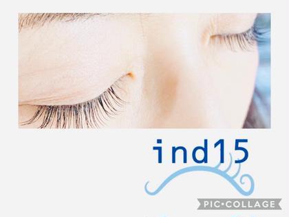 ind15(インディゴ)所属のインディゴのマツエクデザイン