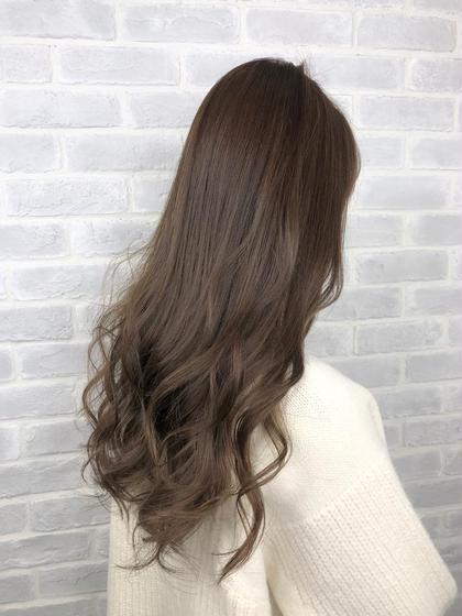⭐️oggio tto髪質改善☆セミオーダーカラーカットコース