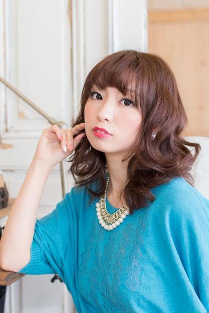 【業界話題の艶髪】カット+極潤オーガニックカラー+選べる極上SPA+潤Tr¥8280