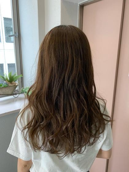 Lafithhairlien所属の山条和範【店長】のヘアカタログ