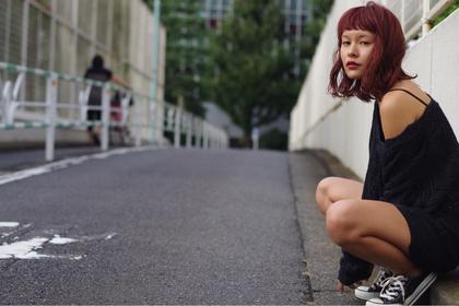 Lauburubathair渋谷2号店所属・犬飼めぐみのスタイル