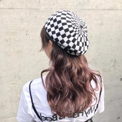 ✨ナチュラルカラー/色落ち後の髪へ✨ワンカラー(シャンプー&ブロー・コテ巻き込み) [初回・再来]