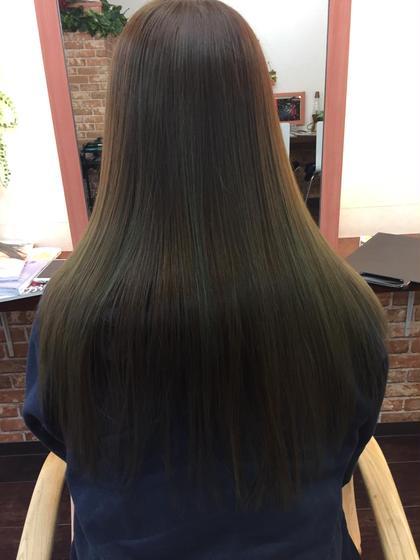 美髪チャージ サイエンスアクアトリートメント 新発想 毛髪にCMC(脂質性アミノ酸)を浸透させ、毛髪を整えて艶々の美髪へ