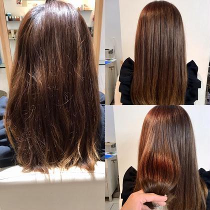 【髪質改善】カット &スペシャルヘアエステ