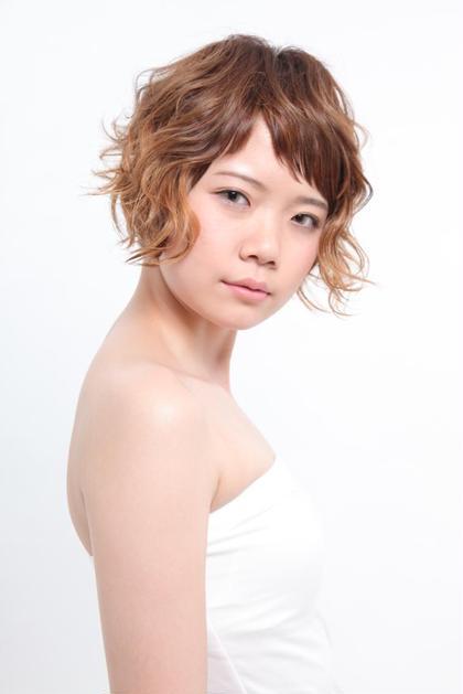 hair&make kenta ogawa VISAGE oak所属・小川健太のスタイル