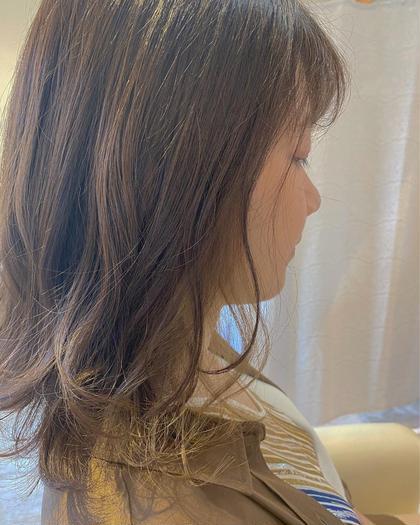 秋カラー人気🍠🍁《カラー+marrbbトリートメントスパ𓈒𓏸 》マイクロバブルで頭皮も髪もサラ艶に*.·.。