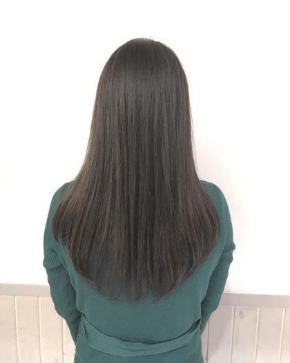 【サラツヤ✨】前髪カット+前髪縮毛矯正✨