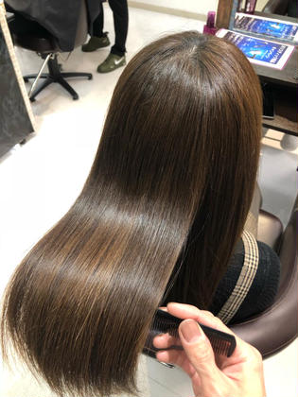 💛10分爽快感バブル炭酸リフトアップスパ➕ ダメージ分解シャンプー➕髪質改善ヘアエステ💛