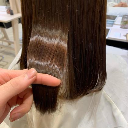 ⭐️SNSで話題の髪質改善。似合わせCut+酸熱型ケラチントリートメント⭐️