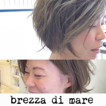 throw MATT12 brezza di mare所属・田鹿モトムのスタイル