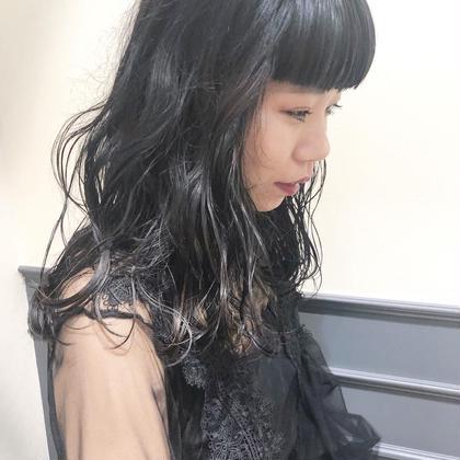 Smilスミール所属のサカモトユイのヘアカタログ