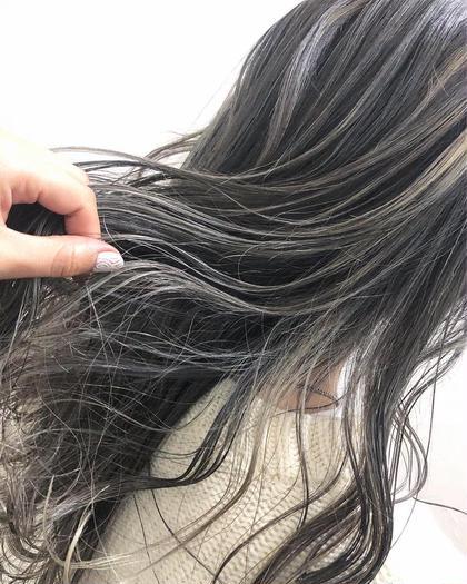 ♡ 似合わせカット&ハイライトカラー&キューティクル補修トリートメント♡