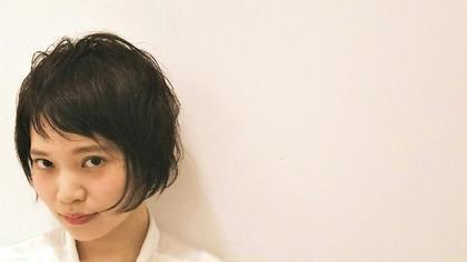 ルーズなくせ毛風パーマでアンニュイに LYCKA BELSA 所属・秋田健太のスタイル