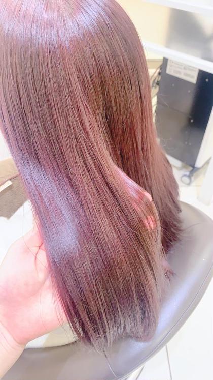 💙NEW💙話題の改善トリートメント✨資生堂サブリミックで髪質改善!髪のお悩みお聞かせください😌前髪カット付き🥰