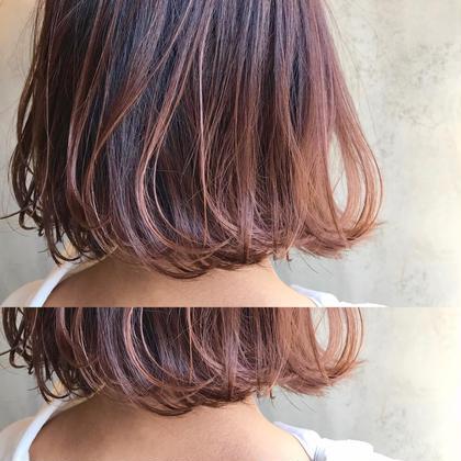 ✨前髪カット&極潤トリートメント✨