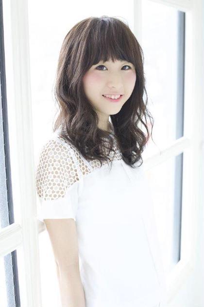 Ash 鶴ヶ峰Ⅰ号店所属・岩﨑幸恵のスタイル
