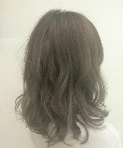 外国人風カラー インターモード花形上野店所属・大塚翼のスタイル