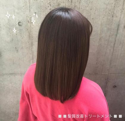 🥀 大人気!minimo限定期間限定価格!髪質改善トリートメント!