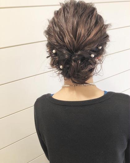 💞大人可愛いヘアセット3500円💞