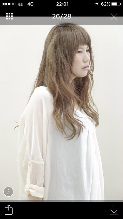 HAIR SILVA徳間店所属・北川渚のスタイル