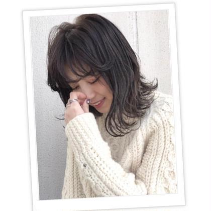 レディース必見‼︎【大注目☆】前髪カット