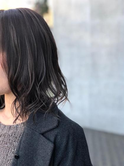 HONDA PREMIER HAIR所属・小林駿平のスタイル