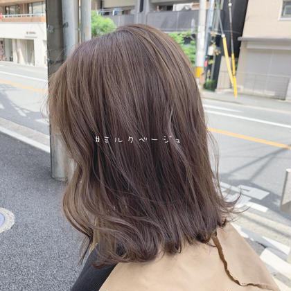 【U24クーポン】アディクシーカラー+似合わせカットor質感トリートメント✂︎