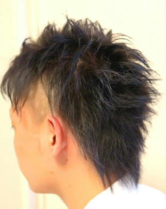 rave Actionand Hair!所属・平塚千尋のスタイル