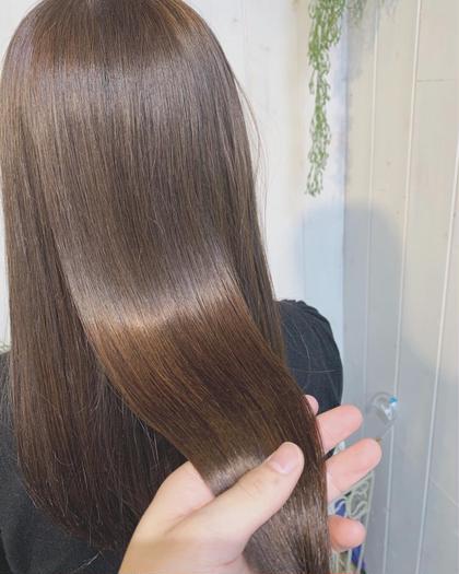髪質改善ヘアエステ✨酸熱トリートメント