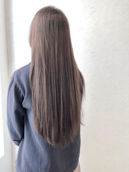 ★髪質に合わせて💓アラントゥールトリートメント