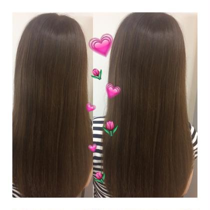 ライトベージュ❤︎ highlight+魔法のcolorでブリーチなしで透明感をGet!! kiki hairworks所属・村上紗英のスタイル