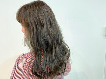 綺麗な髪の毛の為に❗️ツヤ髪サラ髪✨oggi ottoトリートメント🙆♀️魔法のシャンプー付き🧴コテ巻き無料
