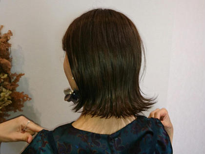 【初回】カット & 髪質改善トリートメント