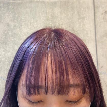 ✂︎前髪カット