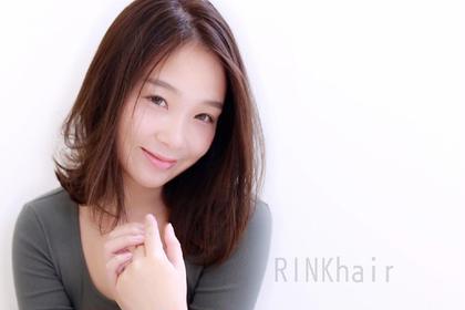 ❤️11月限定クーポン(新規)❤️カット+カラー+リンクTr