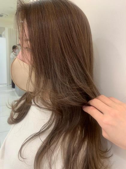 カット+あなたが1番なりたい髪質になるためのトリートメント提案させていただきます✨自信あるので1度はお任せ下さい🥰