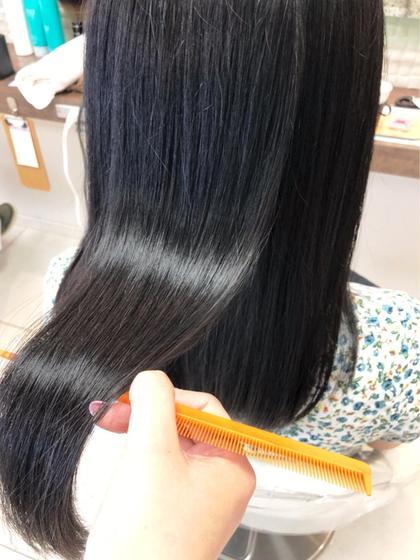 🌏【🏅期間限定🏅】傷み0の時代へ💎プレミアム縮毛矯正+2ステップトリートメント