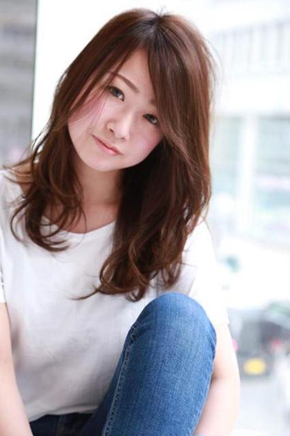 hair'sBEAU Lien所属・福永晋也のスタイル