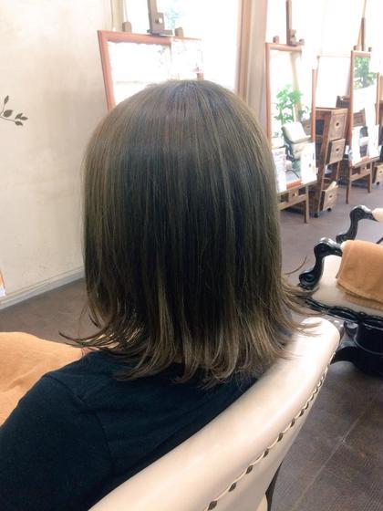 大胆スタイルチェンジ☆ 胸キュン♡間違いなしカット&カラー ing's hair所属・生水貴行のスタイル