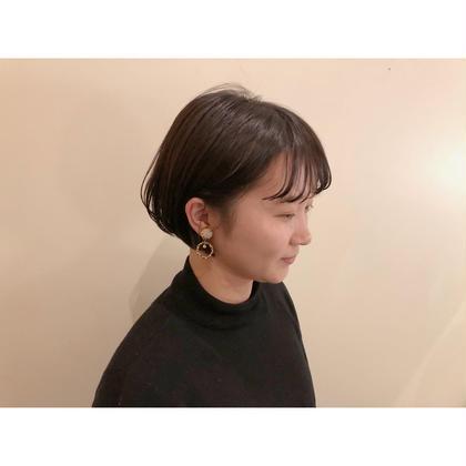 骨格修正☆似合わせカット & トリートメント&ナノスチーム&ヘアリセッター