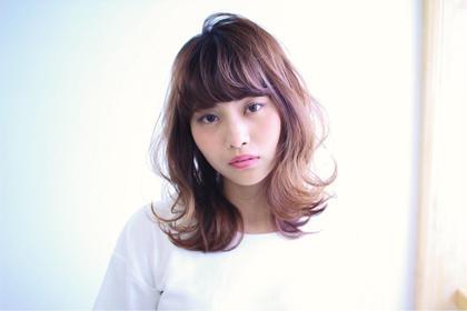 hair room .red byNYNY所属・山下晃平のスタイル
