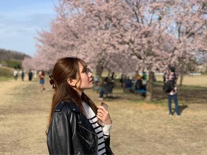 【春の期間限定‼️】🌸うる艶カラー+トリートメント🌸【枝毛カット無料】黒染め可